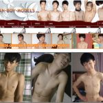 Asian Boy Models Payment Page