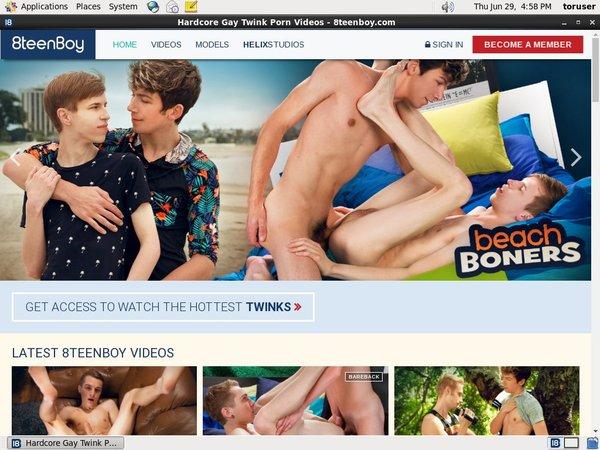 8teenboy.com Account 2014
