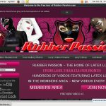 Free Rubber Passion Membership Trial